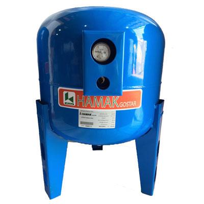 منبع تحت فشار 60لیتری درجه دار