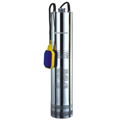 شناور طرح اسکوبا 11/4 اینچ 75متری فلوتردار مدل 125SCM407A-1.5